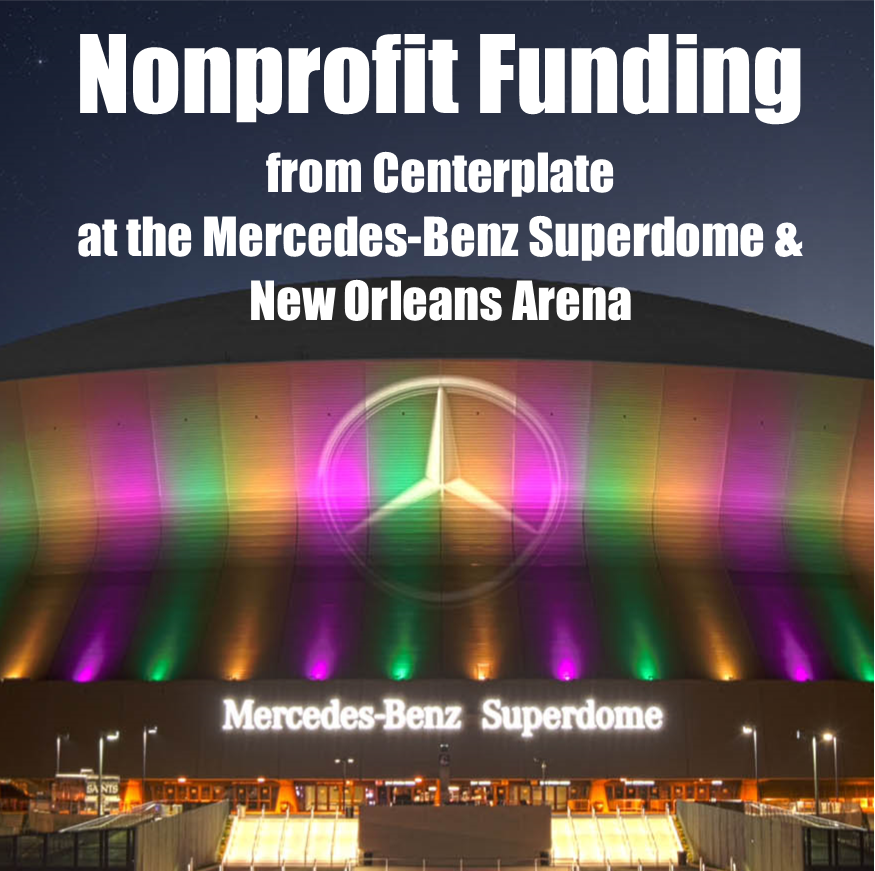 Non profit organizations based in new orleans louisiana for Hotels near mercedes benz superdome new orleans la